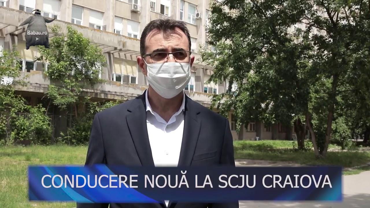 CONDUCERE NOUĂ LA SCJU CRAIOVA