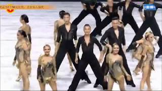Star Dance Mongolia team, WDSF latin formation 2018