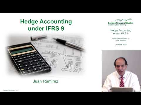 LFS Webcast series - Hedge Accounting under IFRS 9