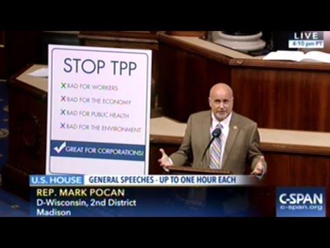 """""""NO LAME DUCK TPP VOTE!"""""""