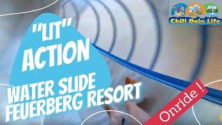 [Onride] Feuerberg Mountainresort | Neue Wasserrutsche 2019