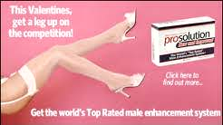 Prosolution Pills The World's Top Rated  Male Enhancement System