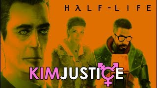 A Look at Half-Life 1 and 2 (PC) - Are they Still Worth Playing Today? - Kim Justice