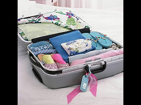 astuce pr parer sa valise cabine ryanair easyjet doovi. Black Bedroom Furniture Sets. Home Design Ideas