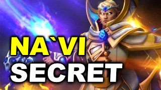 NAVI vs SECRET - ELIMINATION MATCH! - DAC 2017 DOTA 2