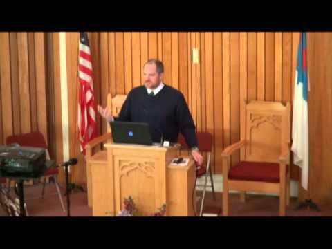 3 07 2015 W   The Path to Christian Unity  B  Jones