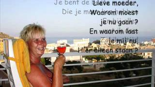 SDG - Lieve Moeder (Feat. MacBest)
