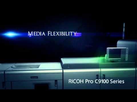 Ricoh Pro C9100 Series - Breakthrough Success with High Volume Power
