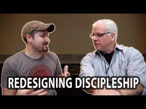 Redesigning Our Discipleship Model: Mike Glenn