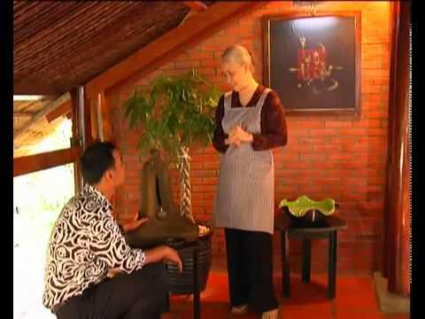 Thăm nhà chuyên gia ẩm thực Cẩm Vân
