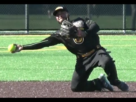 NEW!  More Great Conference USSSA Defensive Plays!