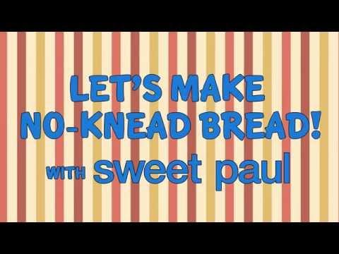 The Lazy Man's Artisan Bread Recipe | HuffPost Life