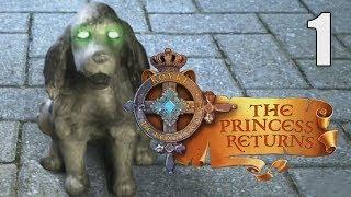 Royal Detective 5 The Princess Returns 01 Let s Play Walkthrough - OPENING Beta Demo - Part 1
