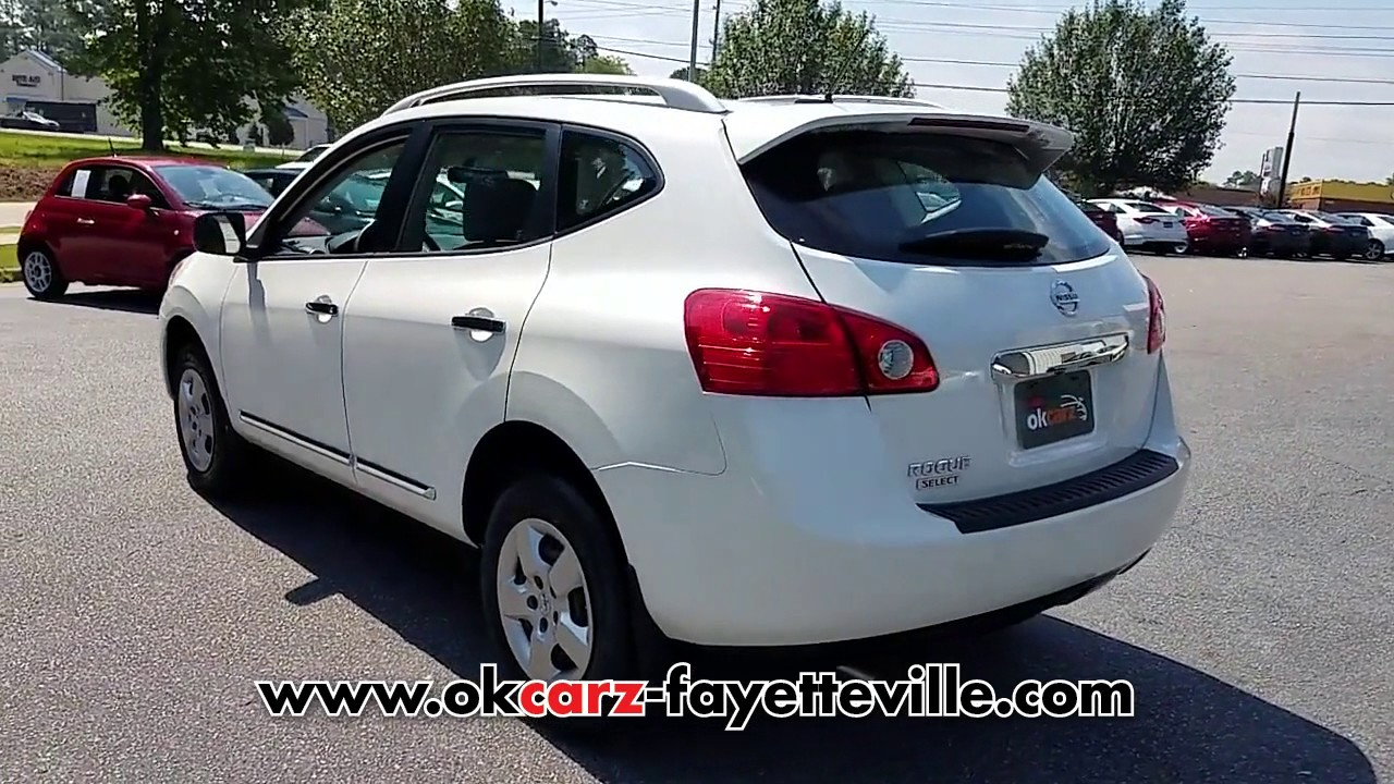 Used 2014 Nissan Rogue Select At Ok Carz Fayetteville F3444 Youtube