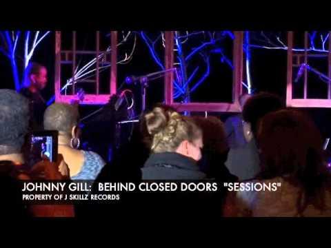 JOHNNY BEHIND CLOSED DOORS