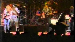 Lynyrd Skynyrd - Very First Reunion with the late Taz DiGregorio on vocals (1979)
