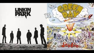 [M] Linkin Park vs. Green Day - In The End³