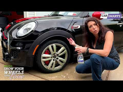 How to Clean Your Car's Wheels | Car Smarts