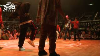 Holland (Wave City) VS Team Germany | WORLD TEAM BATTLE Semifinal | Funkin