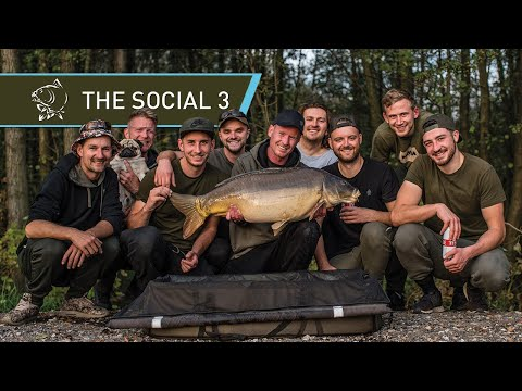 CARP FISHING 🐟 CATCHING HUGE CARP At THE SOCIAL 3 - FULL MOVIE