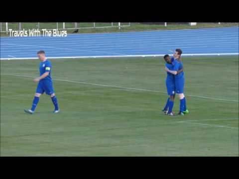 GOAL: MICHAEL MONAGHAN (OG) - Waterford United v Athlone Town (5.8.16)