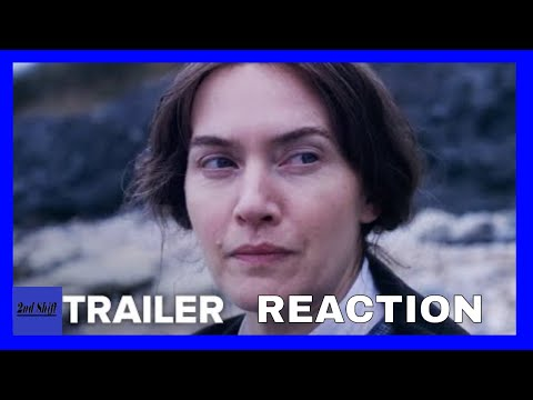 Ammonite Trailer #1 (2020) – (Trailer Reaction) The Second Shift Review