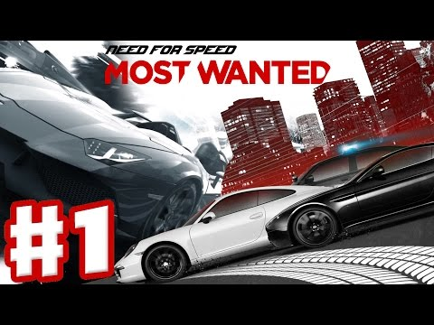 Need For Speed Most Wanted 2017 Gameplay #1 - Racing Adventure Android - Unlock FORD FOCUS RS500