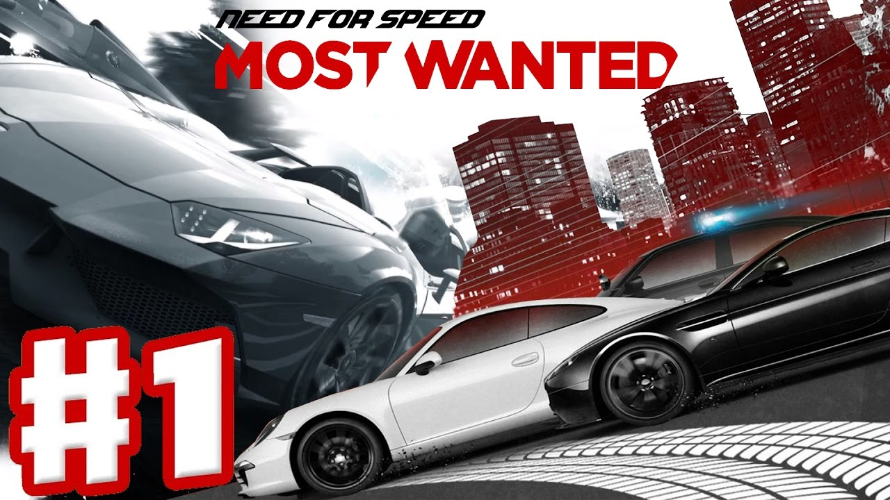 Need For Speed Most Wanted 2017 Gameplay 1 Racing Adventure