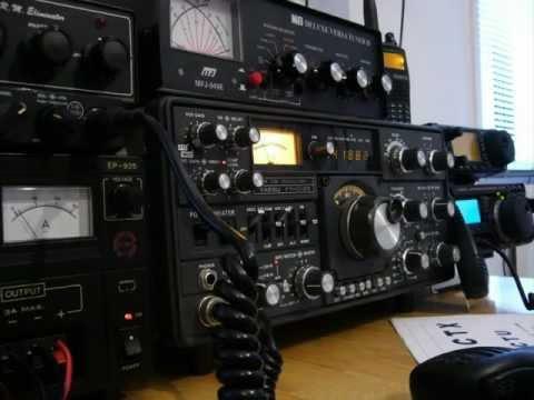 Transmisión de radio desconocida en Sevilla (Invasiva)