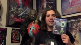 Troll and Troll 2 Scream Factory Release Blu Ray Review