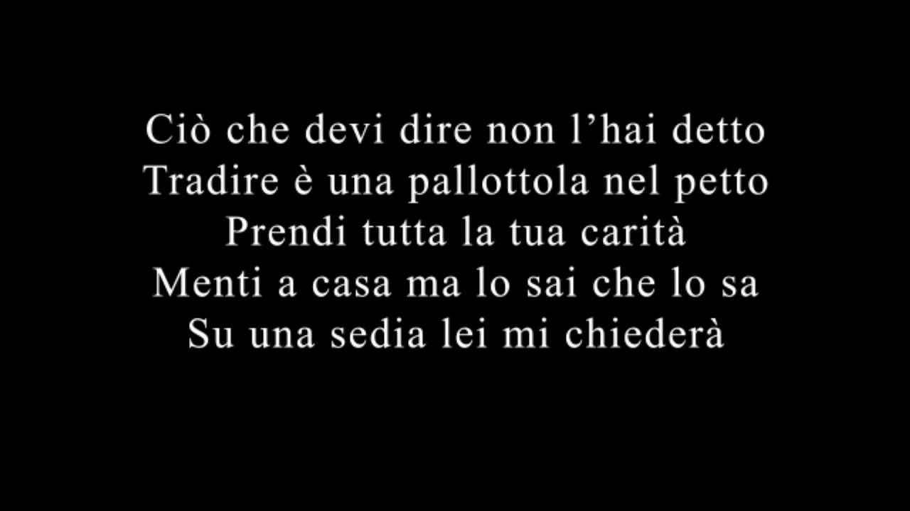 soldi canzone testo mohamed
