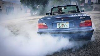 BMW M3 E36 за $3000 в идеале: обзор, дрифт, бернаут