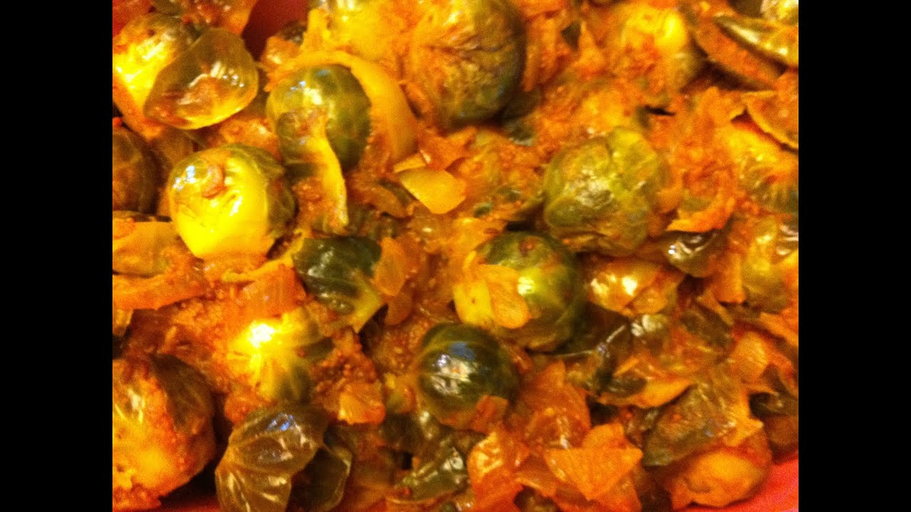 Curried brussel sprout soup all recipes