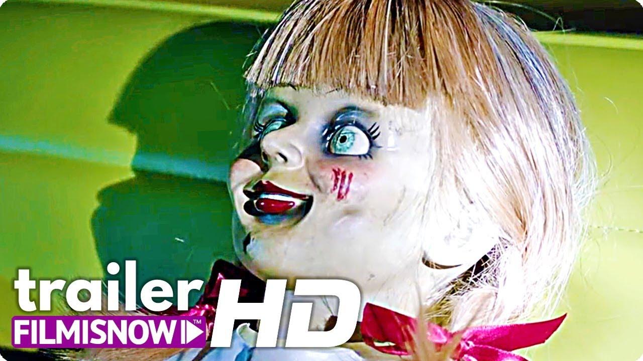 ANNABELLE 3: DE VOLTA PARA CASA (2019) | Novo trailer do filme de terror