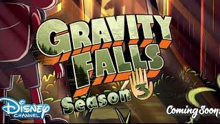 gravity falls [SEASON 3] 2018