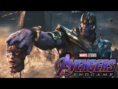 Thanos KÖPFT Captain America! [GELÖSCHTE Szenen aus AVENGERS ENDGAME]