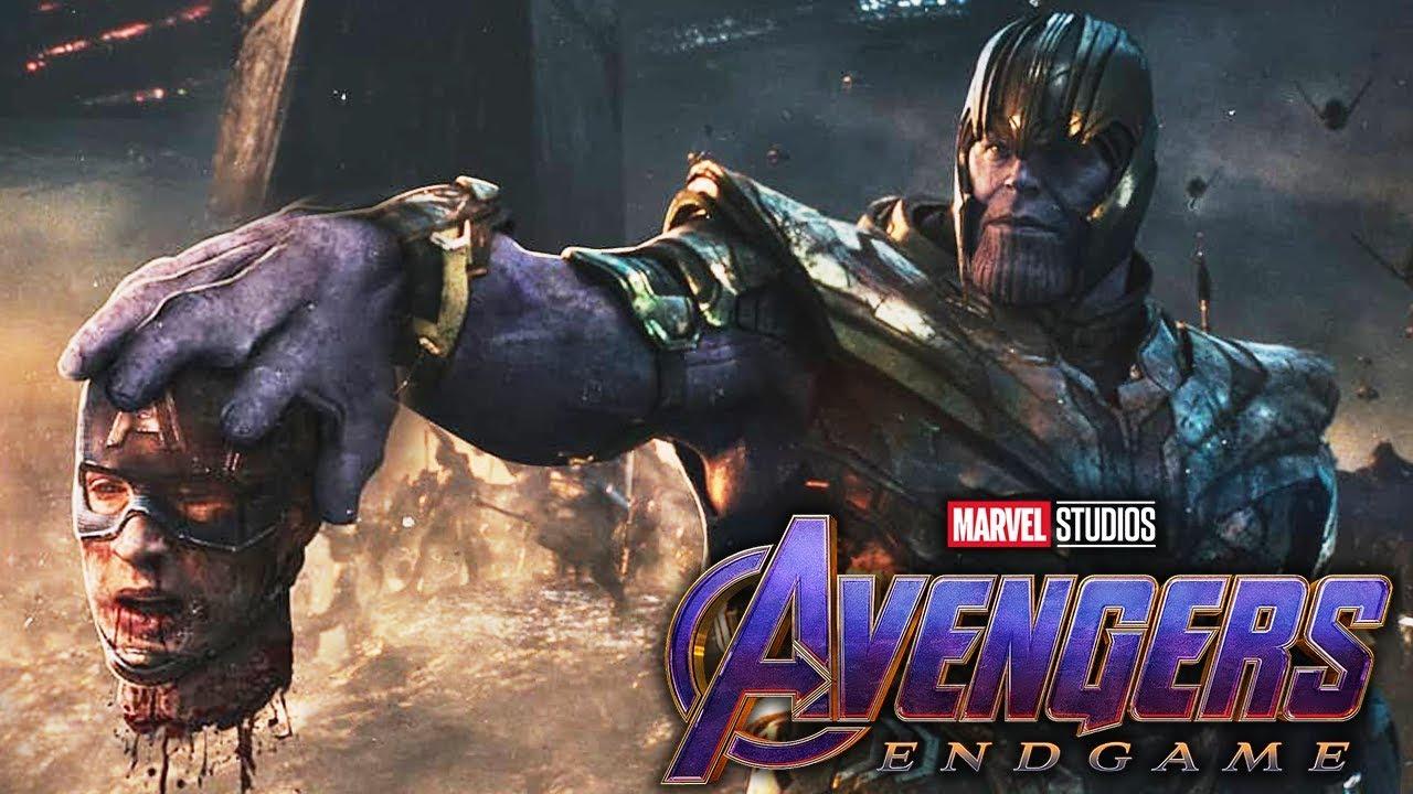 Download Thanos KÖPFT Captain America! [GELÖSCHTE Szenen aus AVENGERS ENDGAME]