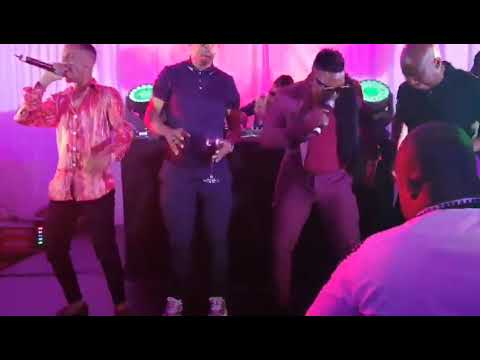Julius Malema Dances Yaba Buluku on His Birthday