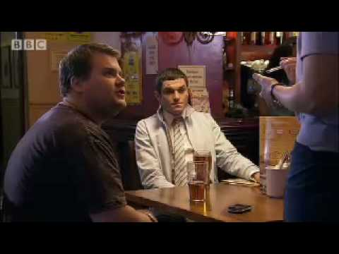 Fish And Chips...and Chips - Gavin & Stacey - BBC