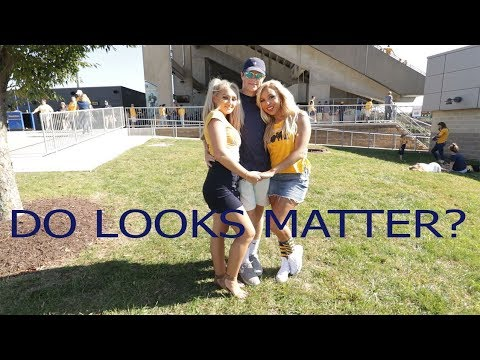 College Girls On Do Looks Matter (West Virginia University) | DOSSIFYING