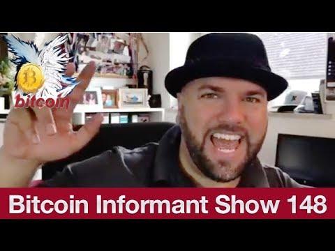 #148 - Bitcoin für Meinungsfreiheit, BTC-e Alexander Vinnik verhaftet & Malta Bitcoin ATM