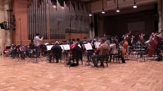 J.B. Foerster - Symphony No. 1, IV. mv., Janáček Philharmonic Ostrava, M. Štilec - conductor