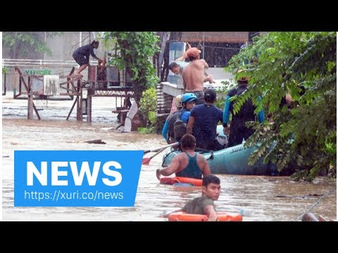 News - More than 100 people dead in Philippine landslides, floods: officials