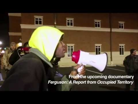 Racism and Police targeting in Ferguson and St Louis County.