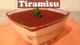 ТИРАМИСУ / TIRAMISU / Рецепт