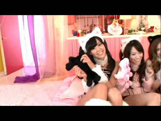 AKB48ヘビーローテーションPVをパロったAV