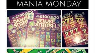 Mania Monday £150 Special!