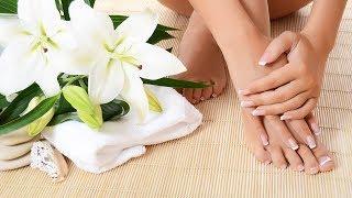 видео Как размягчить ногти на ногах?