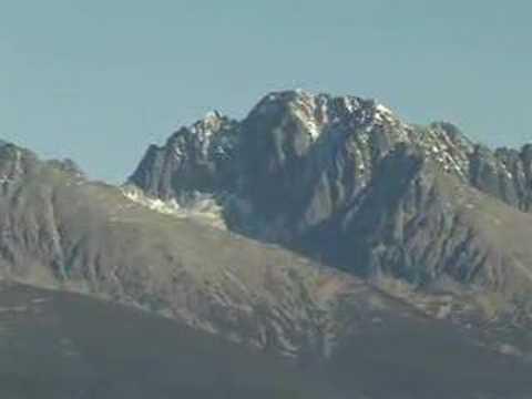 LIPTOVSKA TEPLICKA AND HIGH TATRA MOUNTAINS SLOVAKIA
