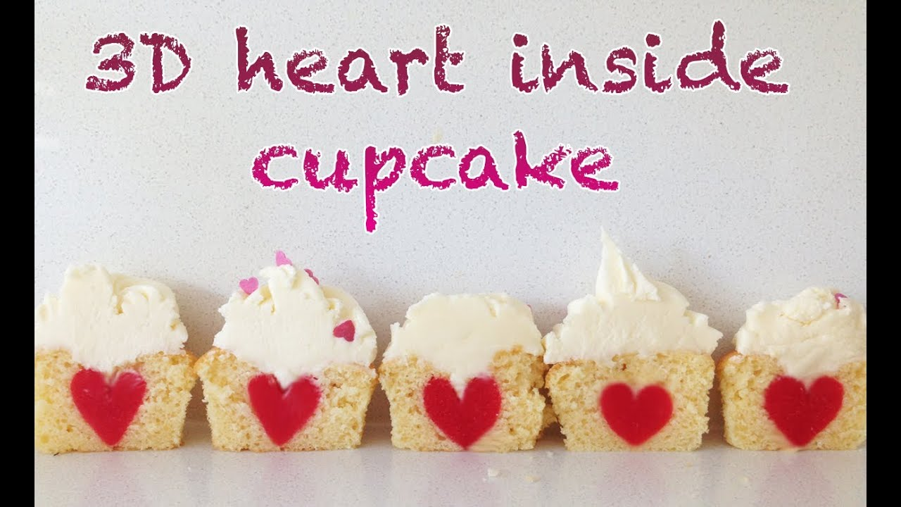 How To Make Cake With Heart Inside